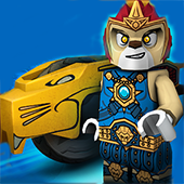 Lego- Legends of Chima Speedorz