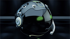 Robotic Headphones